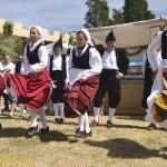 Actuación en Mercau Tradicional de Oles